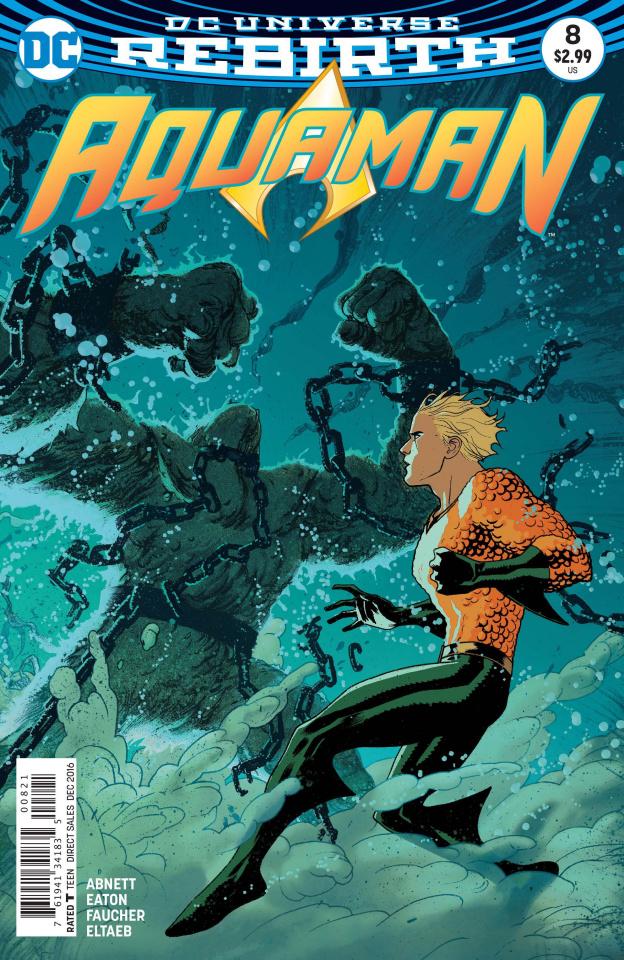 Aquaman #8 (Variant Cover)