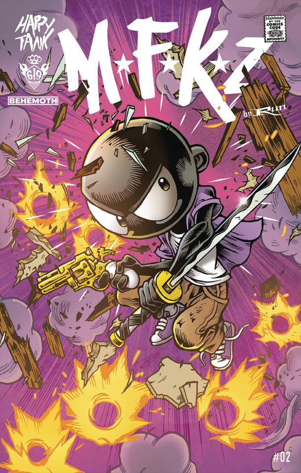 MFKZ #2 (Run Cover)