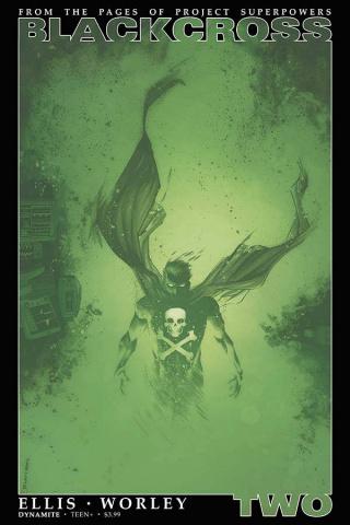Blackcross #2 (Shalvey Cover)