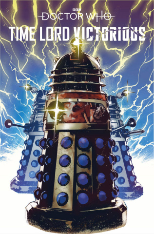 Doctor Who: Time Lord Victorious #1 (Dalek Cover)