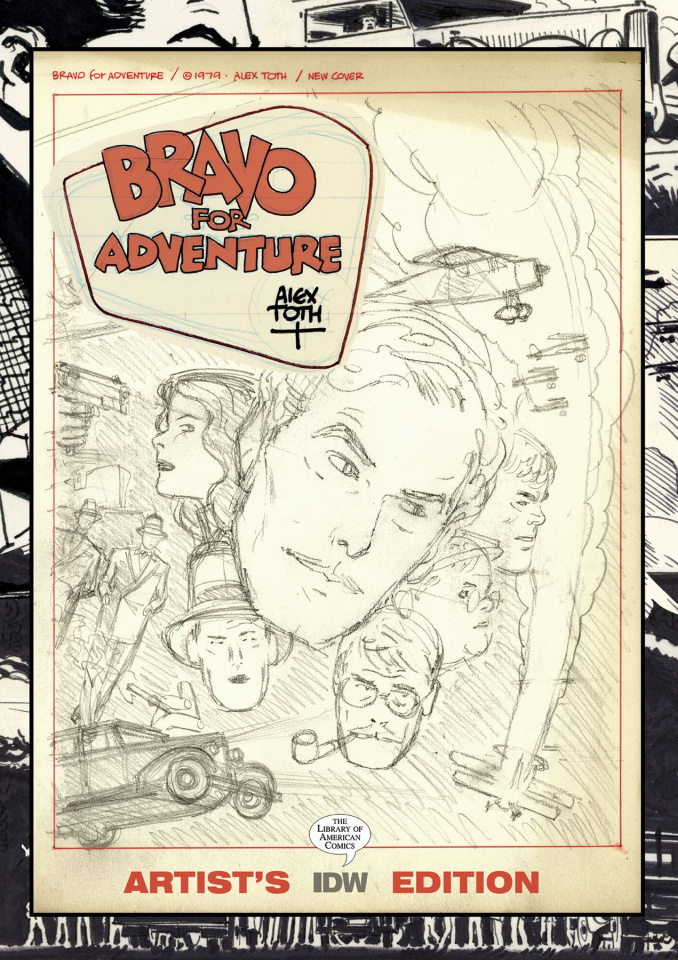 Bravo for Adventure (Artist's Edition)