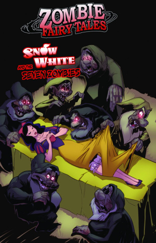 Zombie Fairy Tales: Snow White and the Seven Zombies