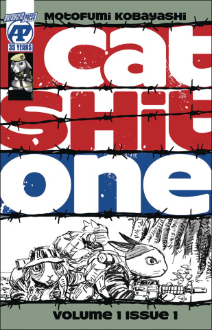Cat Shit One, Volume One #1 (Fist Full of Dollars 5 Pack)