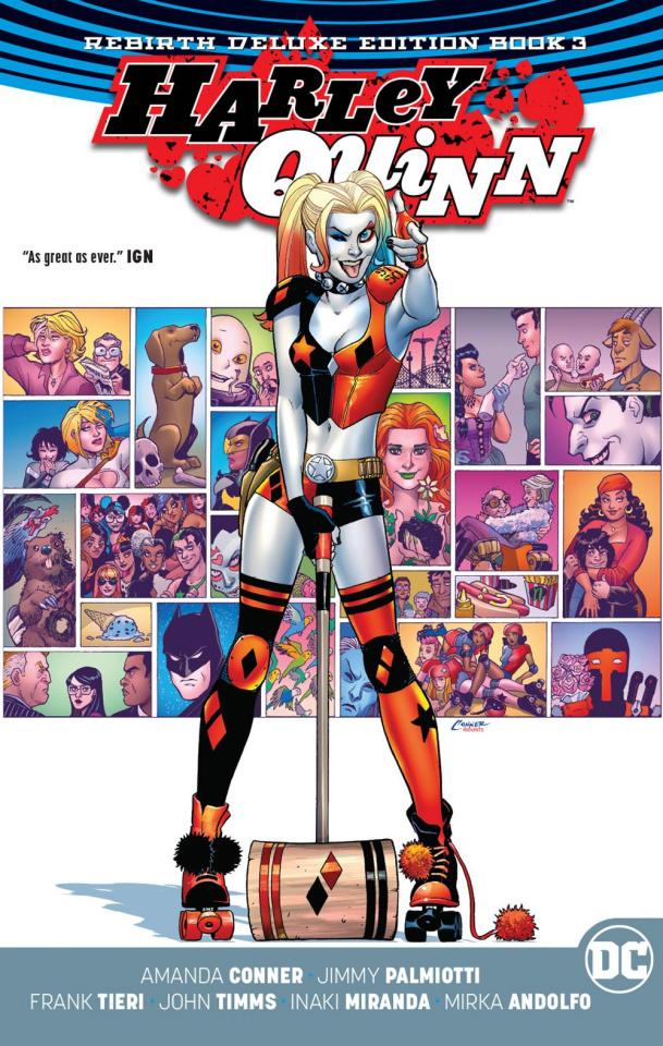 Harley Quinn Book 3 (Rebirth)