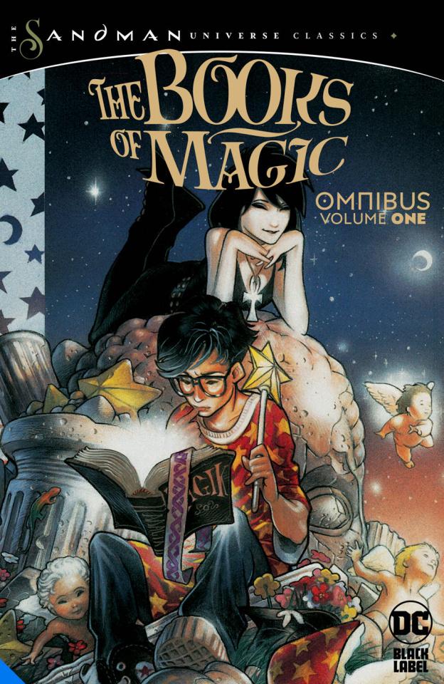 Books of Magic Vol. 1 (Omnibus)