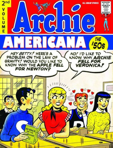 Archie's Americana Vol. 2: The 50's