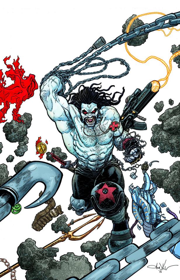 Justice League #23.2: Lobo