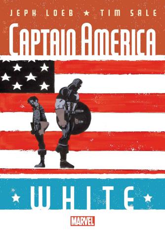 Captain America: White #5