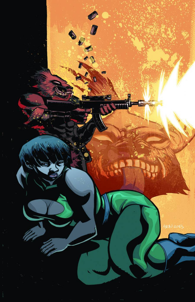 The Victories #4