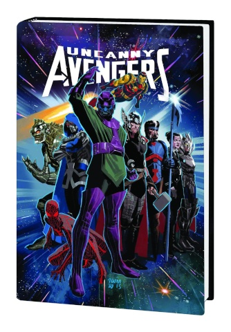 Uncanny Avengers Vol. 4: Avenge Earth