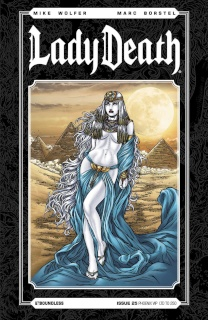 Lady Death #25 (Phoenix VIP Cover)