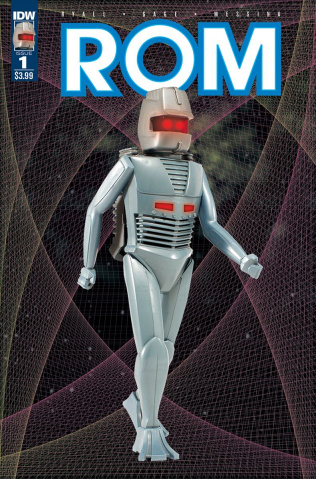 ROM #1 (Classic Toy Cover)