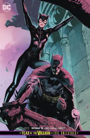 Batman #78 (Year of the Villain)