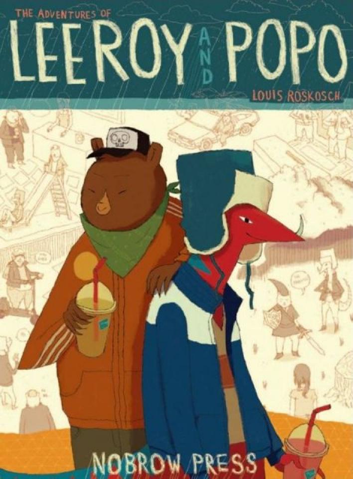 Leeroy & Popo