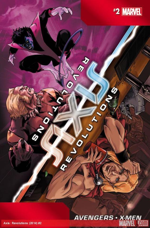 AXIS: Revolutions #2
