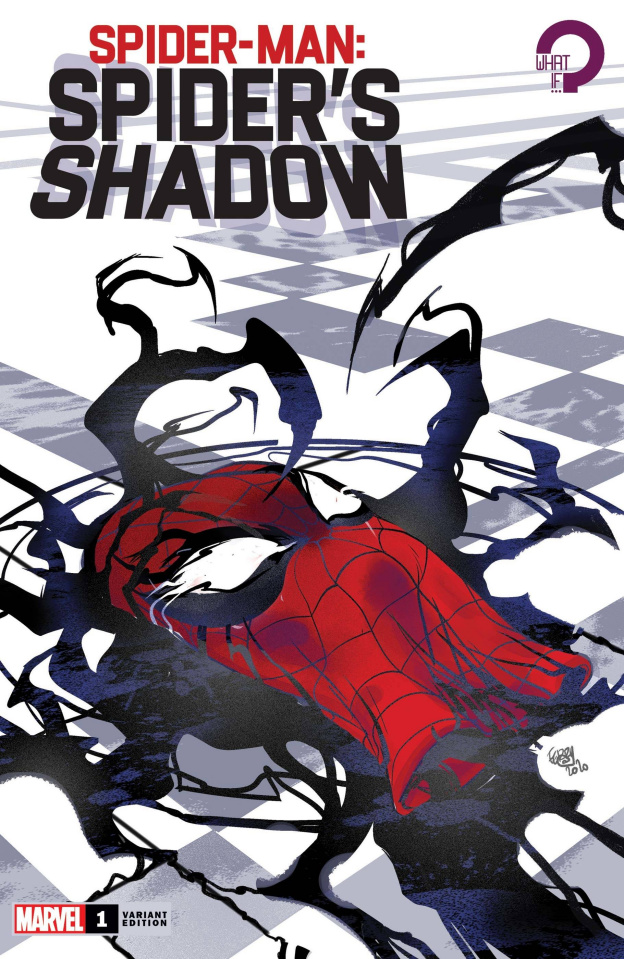 Spider-Man: Spider's Shadow #1 (Ferry Cover)