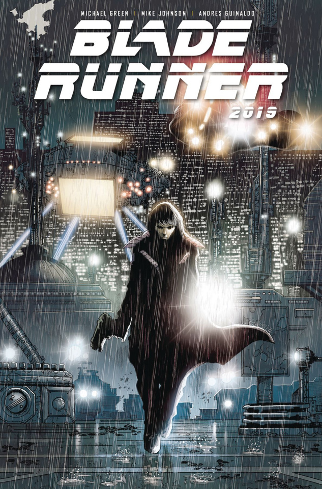 Blade Runner 2019 #2 (Guinaldo Cover)