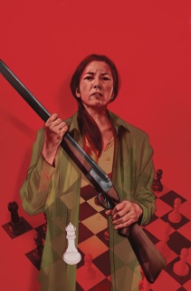 Briggs Land: Lone Wolves #5 (Oliver Cover)