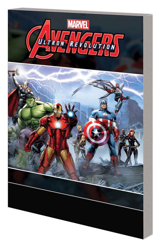 Marvel Universe Avengers: Ultron Revolution Vol. 2 (Digest)