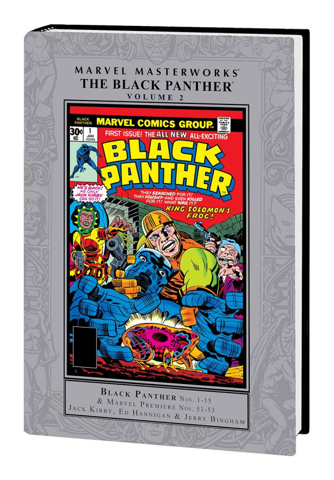 Black Panther Vol. 2 (Marvel Masterworks)