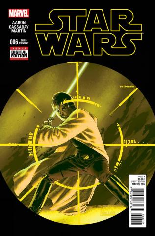 Star Wars #6 (Cassaday 3rd Printing)