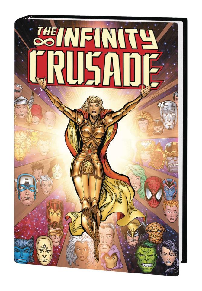Infinity Crusade (Omnibus Lim Cover)