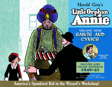 The Complete Little Orphan Annie Vol. 9
