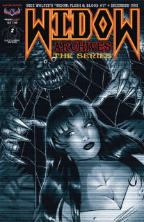 Widow Archives: The Series #2 (Cult Classic Edition)