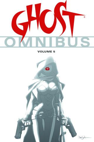 The Ghost Vol. 5 (Omnibus)