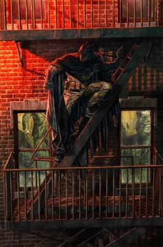 Detective Comics #1035 (Lee Bermejo Card Stock Cover)