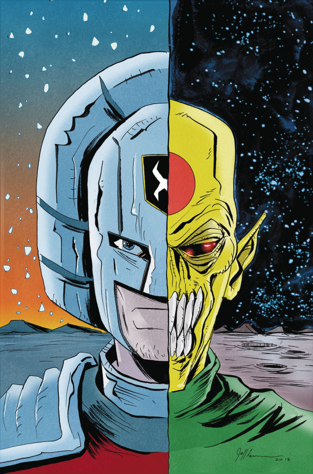 Inferior Five #1 (Variant Cover)