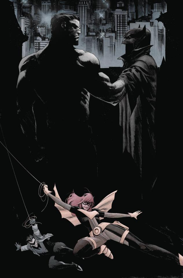 Batman: White Knight #3