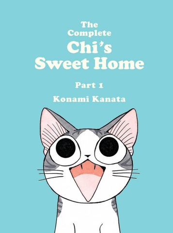 The Complete Chi's Sweet Home Vol. 1