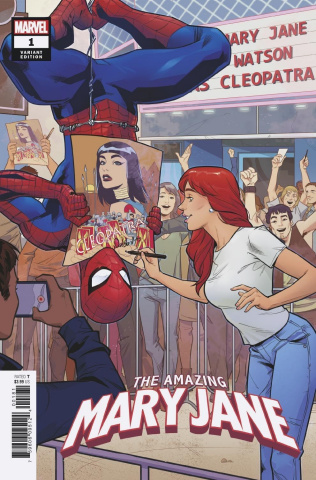 The Amazing Mary Jane #1 (Rud Cover)