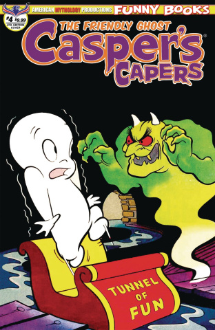 Casper's Capers #4 (Limited Edition Cover)