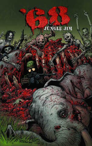 '68: Jungle Jim #1 (Zornow & Fotos Cover)
