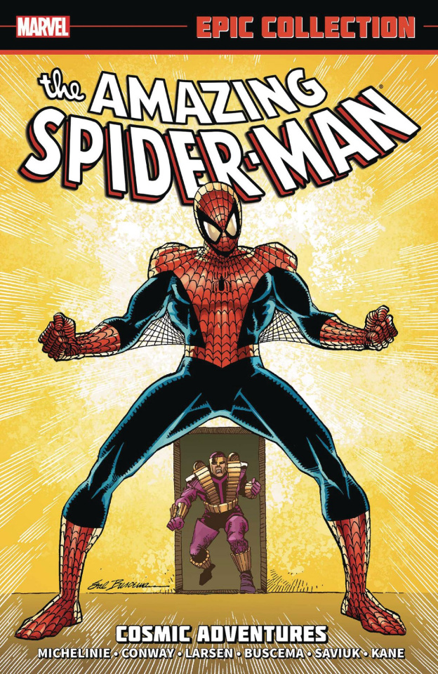 The Amazing Spider-Man Cosmic Adventures (Epic Collection)
