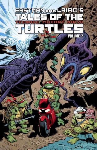 Tales of the Teenage Mutant Ninja Turtles Vol. 7