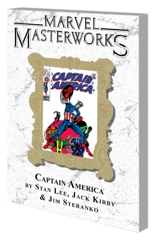 Captain America Vol. 3 (Marvel Masterworks)