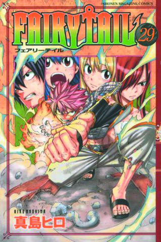 Fairy Tail Vol. 29