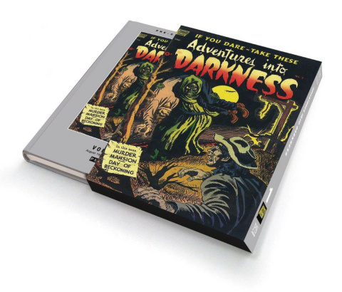 Adventures Into Darkness (Slipcase Edition)