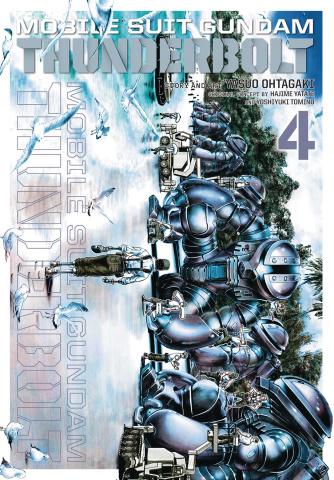 Mobile Suit Gundam: Thunderbolt Vol. 4