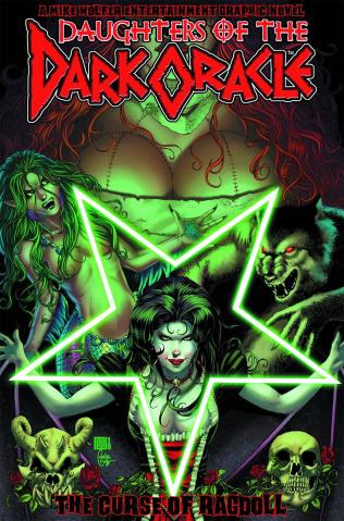 Daughters of the Dark Oracle Vol. 1