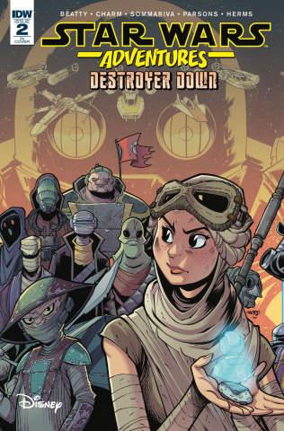 Star Wars Adventures: Destroyer Down #2 (10 Copy Cover)
