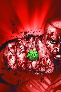 Green Lantern Corps #21