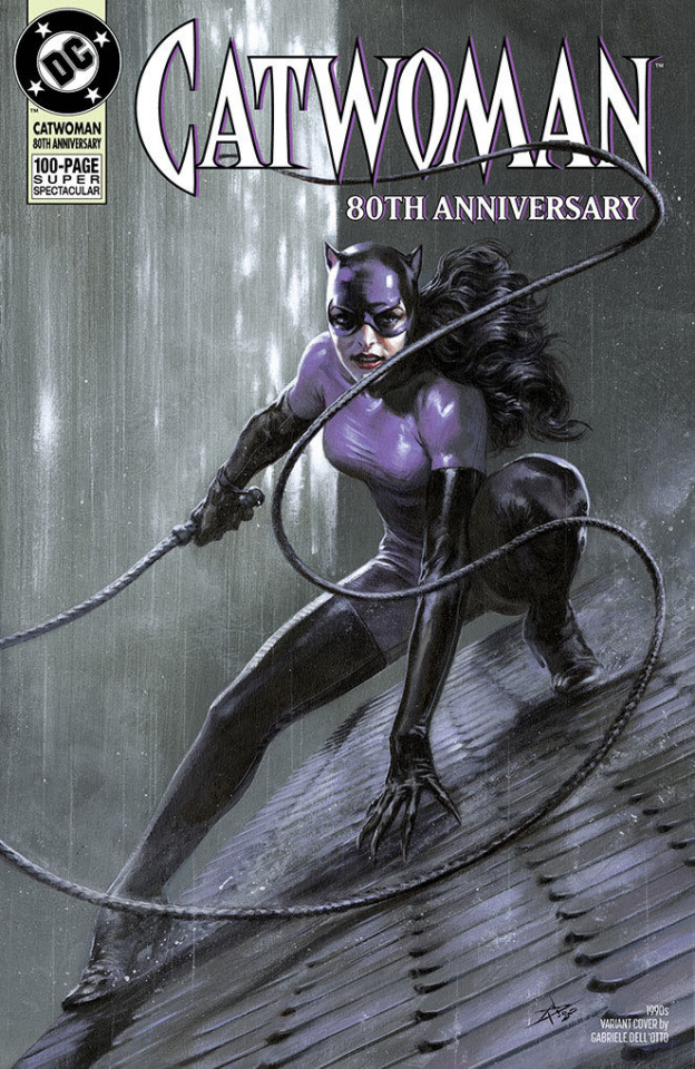 Catwoman 80th Anniversary 100 Page Super Spectacular #1 (1990s Gabrielle Cover)