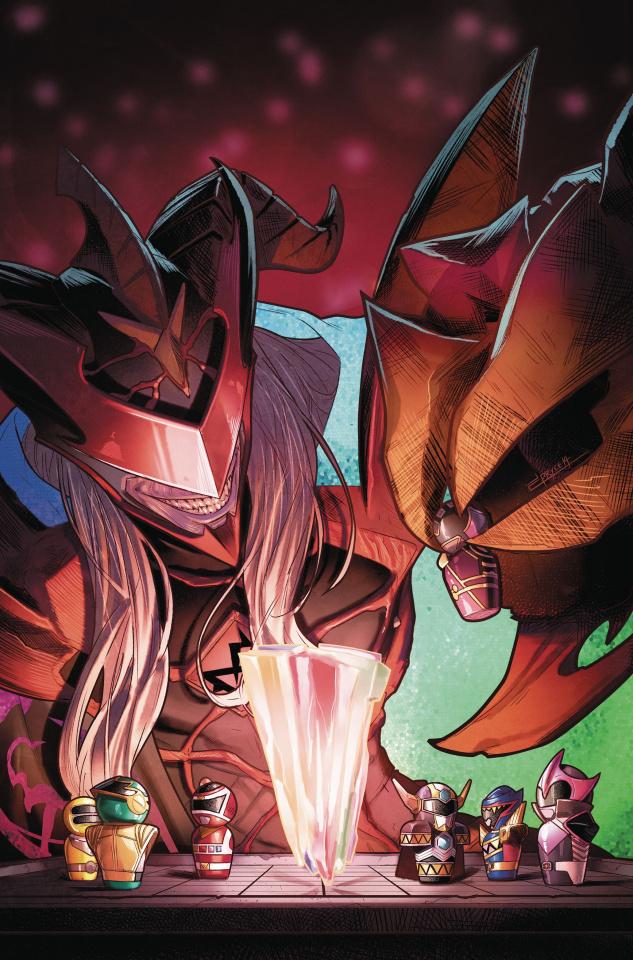Mighty Morphin' Power Rangers #38