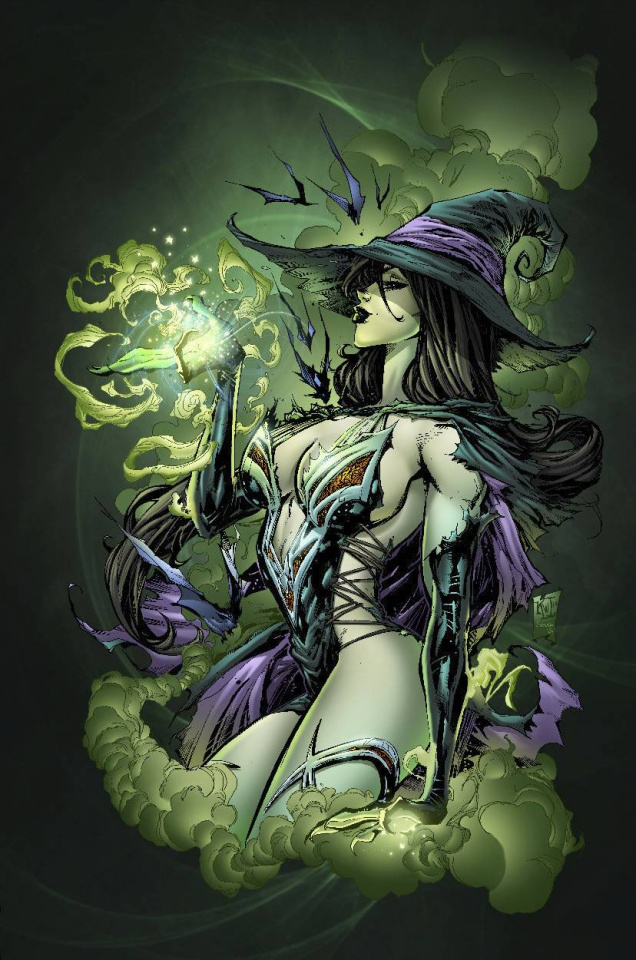 Grimm Fairy Tales: Oz