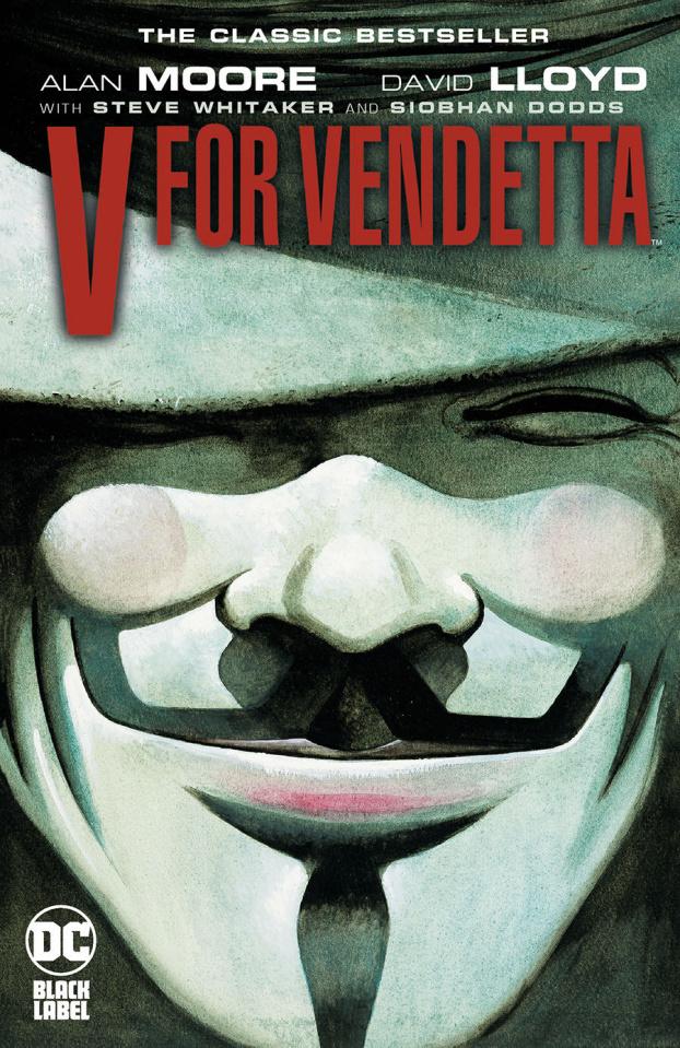 V for Vendetta (Black Label Edition)