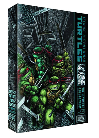 Teenage Mutant Ninja Turtles: The Ultimate Collection Vol. 4 (Signed and Numbered)